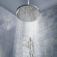 rain-shower head